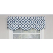 RLF Home Shaylee Provanace Curtain Valance; Breeze
