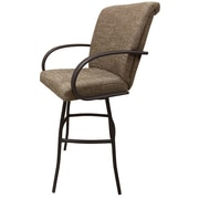 TobiasDesigns 35'' Swivel Bar Stool