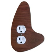 Modern Light Switch Outlet Cover Right