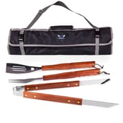 Picnic Time NBA 3 Piece BBQ Tote; Charlotte Hornets