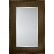Mirror Image Home Mirror Style 80973 - Antique Bronze; 32.5 x 44.5