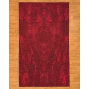 Natural Area Rugs Anegada Red Area Rug; 6' x 9'