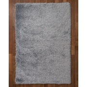 Natural Area Rugs Orlando Hand-Tufted Gray Area Rug; 4' x 6'