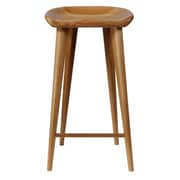 Vandue Corporation Tractor 29'' Bar Stool (Set of 4); Walnut