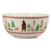 TAG Christmas Through the Woods Serving Bowl