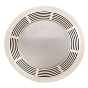 BQNU 100 CFM Bathroom Fan w/ Light