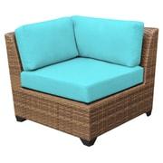 TK Classics Laguna Side Chair (Set of 2); Navy