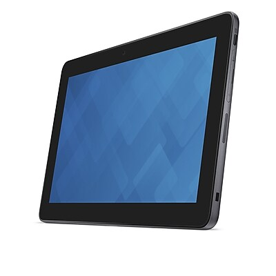 """""Refurbished Dell 1470955750 10.8"""""""" Tablet 256GB Windows 10 Pro Gray"""""" 2597171"