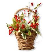 National Tree Co. Holiday Basket