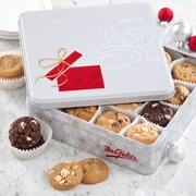 Mrs. Fields® Peace Hope and Joy Tin Edible Gifts  60 Assorted 10