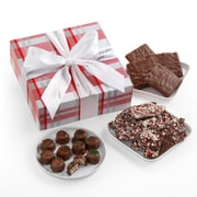 Mrs. Fields® Holiday Candy Box Edible Gifts  16 Assorted 6