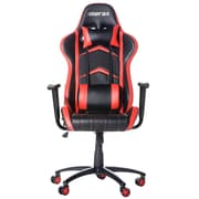 Merax High-Back Executive Chair; Red