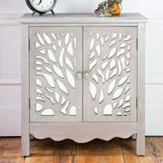 River of Goods Willow Tree 2 Door Cabinet