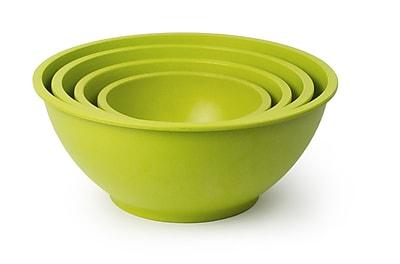 Architec Homegrown Gourmet 4 Piece Bamboo Fiber Bowl Set WYF078279355101