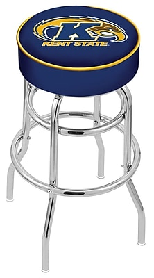 Holland Bar Stool NCAA 25'' Swivel Bar Stool; Kent State Golden Flashes WYF078279504049