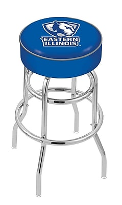 Holland Bar Stool NCAA 25'' Swivel Bar Stool; Eastern Illinois Panthers WYF078279504101