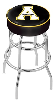 Holland Bar Stool NCAA 25'' Swivel Bar Stool; Appalachian State Mountaineers WYF078279503980