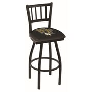Holland Bar Stool NCAA 39'' Swivel Bar Stool; Wake Forest Demon Deacons
