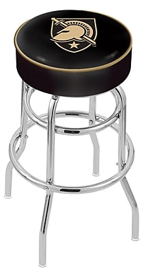 Holland Bar Stool NCAA 25'' Swivel Bar Stool; Army Black Knights WYF078279503918