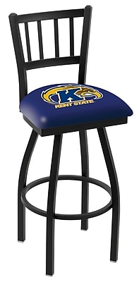 Holland Bar Stool NCAA 39'' Swivel Bar Stool; Kent State Golden Flashes WYF078279503637