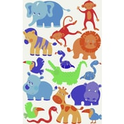 IStickUp Kid Jungle Wall Decal; 30'' H x 19'' W