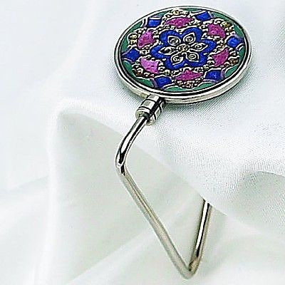 Heim Concept Enamel Jeweled Handbag Hook WYF078279501125