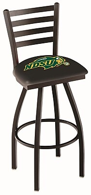Holland Bar Stool NCAA 44'' Swivel Bar Stool; North Dakota State Bison WYF078279503501