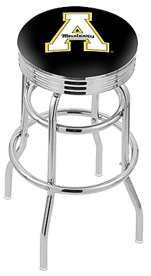 Holland Bar Stool NCAA Swivel Bar Stool; Appalachian State Mountaineers WYF078279504188