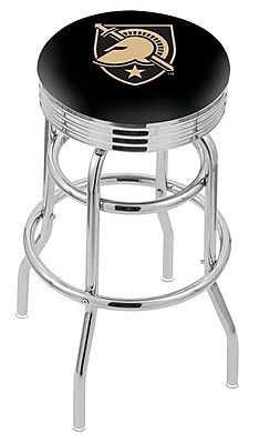 Holland Bar Stool NCAA Swivel Bar Stool; Army Black Knights WYF078279504112
