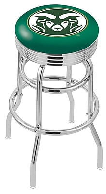 Holland Bar Stool NCAA Swivel Bar Stool; Colorado State Rams WYF078279504178