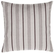 14 Karat Home Inc. Stripe Throw Pillow (Set of 2); Natural
