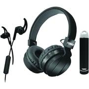 Naxa Ne-946 Bluetooth 3-In-1 Fitness Combo