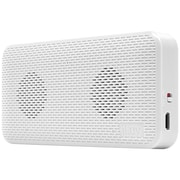 Iluv Audminiwh Aud Mini™ Portable Ultraslim Bluetooth® Speaker (white)
