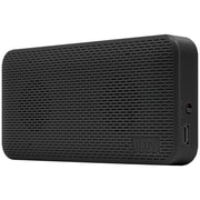 Iluv Audminibk Aud Mini™ Portable Ultraslim Bluetooth® Speaker (black)