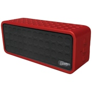 Supersonic Sc-1366bt Red Rechargeable Portable Bluetooth® Speaker (red)