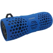 Sylvania Sp332 -blue Water-resistant Portable Bluetooth® Speaker (blue)