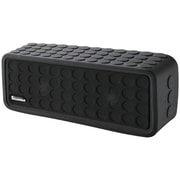 Sylvania Sp258-black Bluetooth® Mini Speaker With Silicone Protective Cover (black)