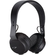 HOUSE OF MARLEY EM-JH101-BK Rebel Bluetooth® On-Ear Headphones with Microphone (Black)