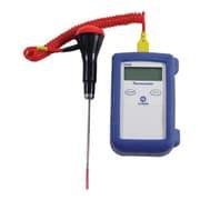 Comark 1000 F Thermocouple Thermometer, Multicolor