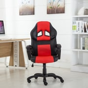 Belleze Executive Chair; Red