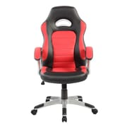 United Chair Industries LLC High-Back PU Racing Style Gaming Chair