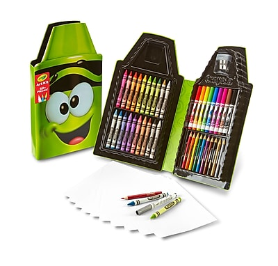 Crayola Lime Tip Art Kit (04-6897) 2237995