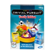 Trival Pursuit Family