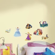 Room Mates Disney Princess Dream Big Peel and Stick Wall Decal