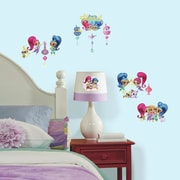Room Mates Shimmer and Shine Peel and Stick Wall Decal