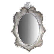 Essential Decor & Beyond Metal Framed Accent Wall Mirror