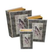 Essential Decor & Beyond Bird Book 3 Piece Box Set
