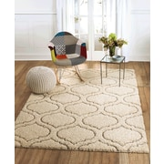 Rug and Decor Inc. Lorena Beige Area Rug; 5' x 7'