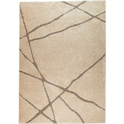 Rug and Decor Inc. Lorena Beige Area Rug; 2' x 3'