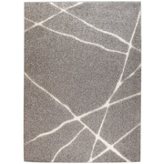 Rug and Decor Inc. Lorena Gray Area Rug; 2' x 3'